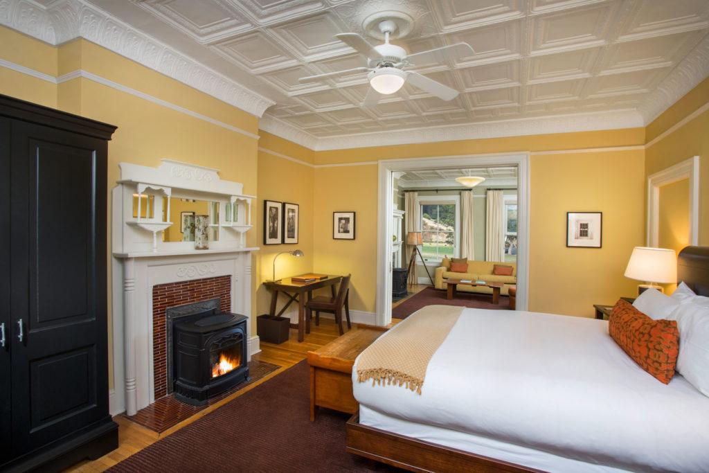 Historic Accommodation