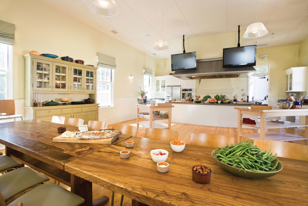 The Cooking School at Cavallo Lodge