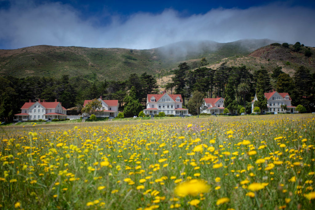 Cavallo Point Historic Accommodations