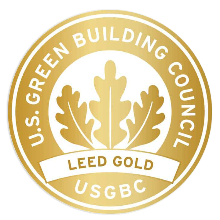 LEED Gold Certification