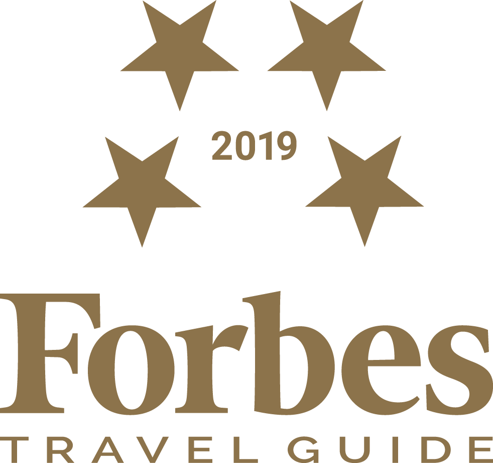 Forbes Travel Guide 2019 Four Star Awards
