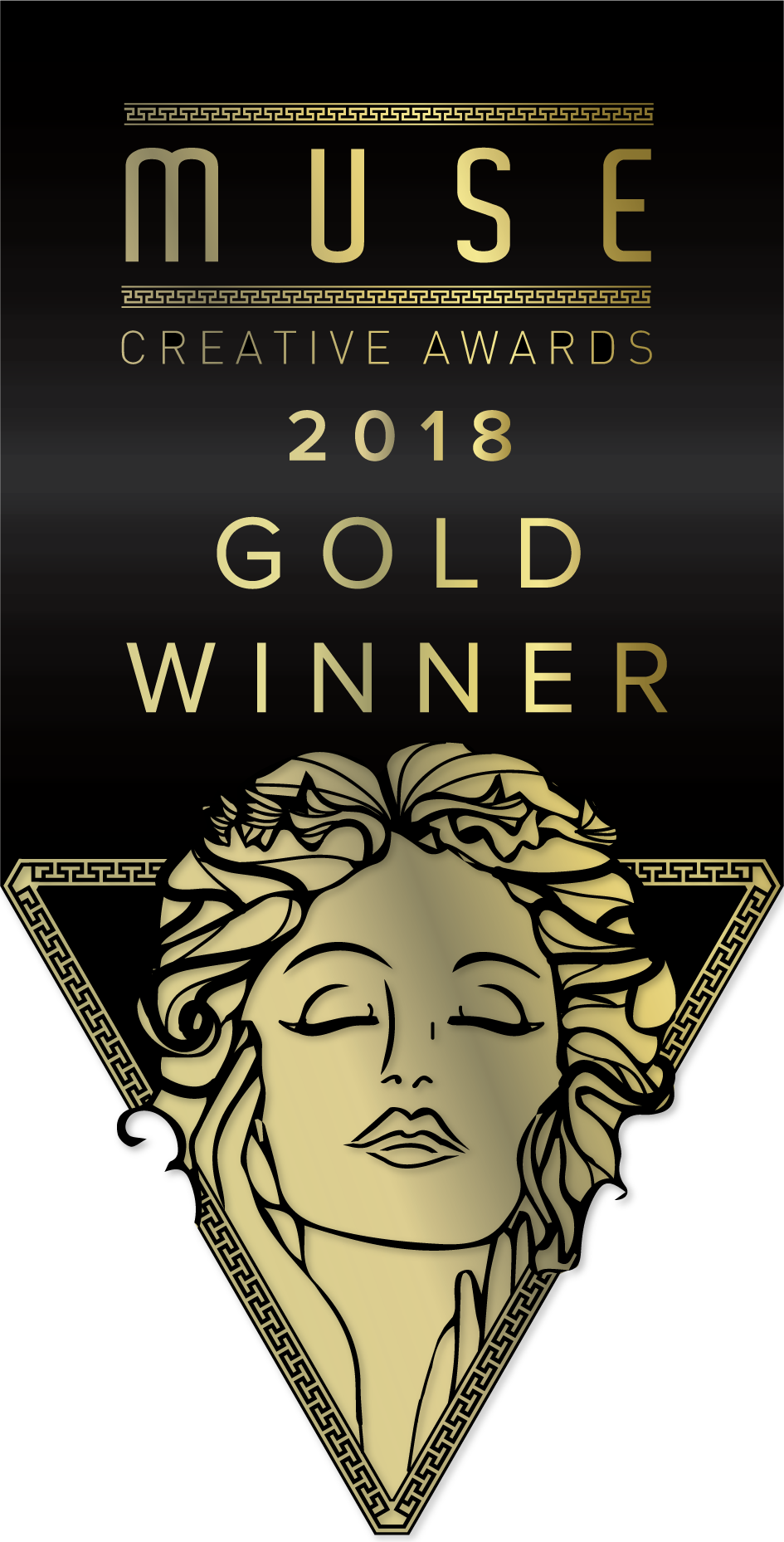 MUSE Gold Creative Award 2018